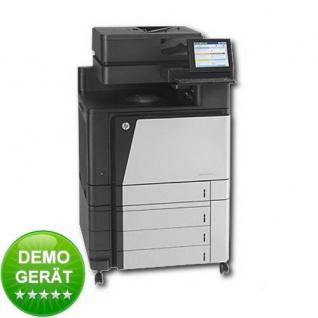 HP Color LaserJet Enterprise Flow MFP M880z, generalüberholter Kopierer - DEMOGERÄT - Vorschau 2