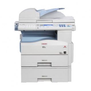 Ricoh Aficio MP 201spf, gebrauchter Multifunktionsdrucker mit Zusatzfach