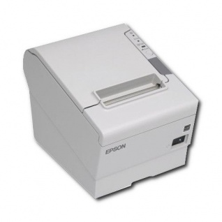 Epson TM-T88V Hell Grau Seriell -Gebrauchtgerät gebrauchtes Kassensystem