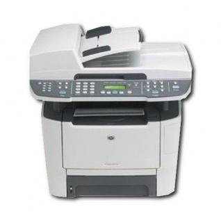 HP LaserJet M2727nf MFP, gebrauchtes Multifunktionsgerät, NUR 52.517 Blatt gedruckt mit NEUEM TONER