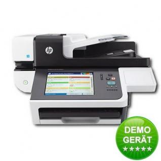 HP Digital Sender Flow 8500 fn1, generalüberholter Scanner - DEMOGERÄT
