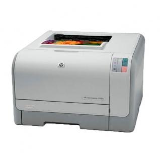 HP Color LaserJet CP1215, generalüberholter Farblaserdrucker