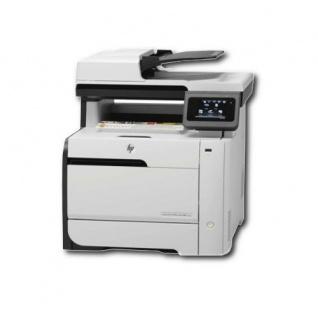 HP Color LaserJet Pro 400 MFP M475DN, generalüberholtes Multifunktionsgerät Duplex LAN CE863A