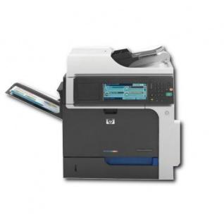 HP Color LaserJet CM4540, generalüberholtes Multifunktionsgerät, unter 100.000 Blatt gedruckt Duplex LAN