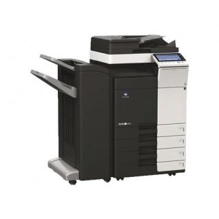 Konica Minolta bizhub 284e, generalüberholter Kopierer 94.799 Blatt gedruckt Ohne Faxkarte mit PC-210, FS-534, PK-520