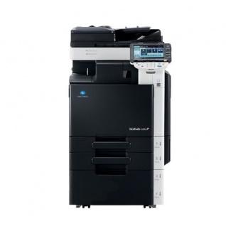 Konica Minolta bizhub C220 generalüberholter Kopierer 113.285 Blatt gedruckt mit PC-408, FS-529