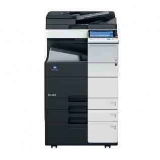 Konica Minolta bizhub C364e gebrauchter Kopierer 229.973 Blatt gedruckt mit 2.PF, PC-410, DF-624, Fax