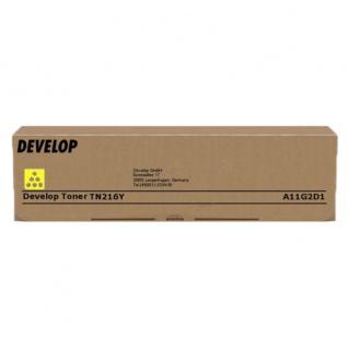 Original Toner Develop A11G2D1 / TN216Y Yellow für ineo +220 / +280