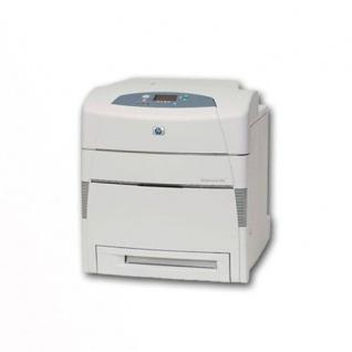 HP Color LaserJet 5550DN, generalüberholter Farblaserdrucker, unter 100.000 Blatt gedruckt
