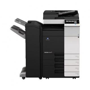 Konica Minolta bizhub C308 gebrauchter Kopierer 94.364 Blatt gedruckt mit PC-210, DF-629, FS-534 + SD-511, PK-520