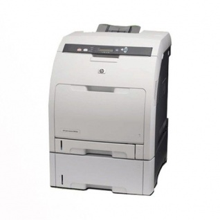HP Color LaserJet 3800DT, generalüberholter Farblaserdrucker, unter 100.000 Blatt gedruckt