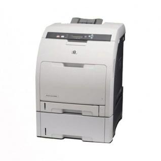 HP Color LaserJet 3800DT, generalüberholter Farblaserdrucker