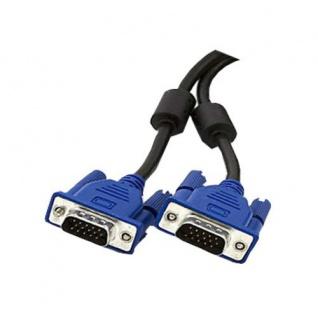 Dell Vga-kabel 15-pin M-m 1, 5 M 089g 725gaa 2a Neu - Vorschau