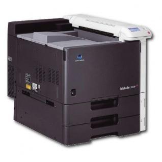 Konica Minolta Bizhub C353P, generalüberholter Farblaserdrucker