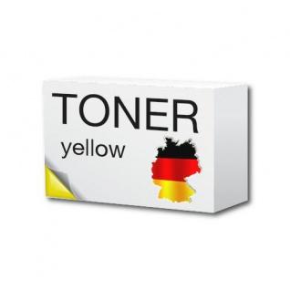 Rebuilt Toner Kyocera TK-510Y Yellow für Kyocera FS-C5020N FS-C5025N FS-C5030N