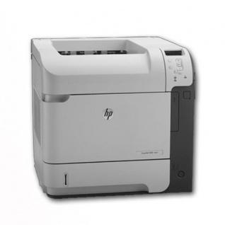 HP LaserJet 600 M602dn generalüberholter Laserdrucker nur 203.290 Blatt gedruckt TONER NEU