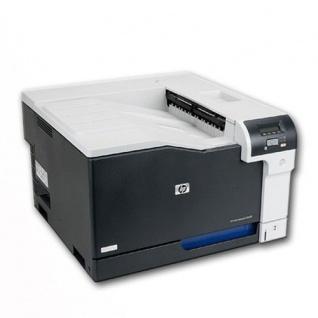 HP Color LaserJet CP5225dn, generalüberholter Farblaserdrucker 162.218 Blatt gedruckt