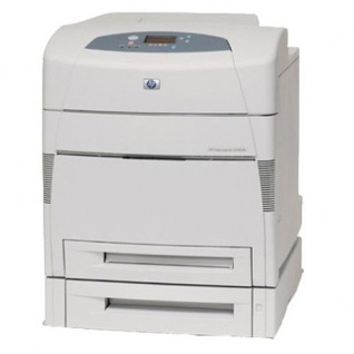 HP Color LaserJet 5500DTN generalüberholter Farblaserdrucker