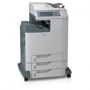 HP Color LaserJet CM4730 MFP, 122.176 Seiten gedruckt generalüberholtes Multifunktionsgerät Toner M und C NEU