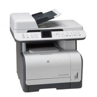 HP Color LaserJet CM1312nfi MFP, generalüberholtes Multifunktionsgerät, unter 100.000 Blatt gedruckt