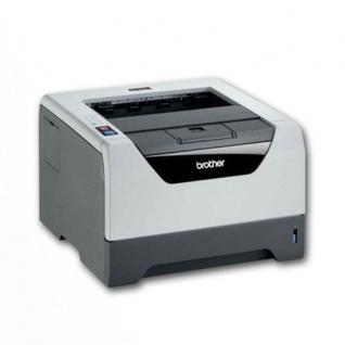 Brother HL-5350DN, generalüberholter Laserdrucker, unter 100.000 Blatt gedruckt