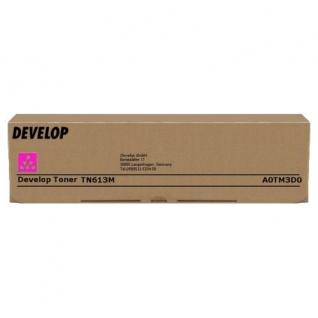 Original Toner Develop A0TM3D0 / TN613M Magenta für ineo +452 /+552 / +652 / +652 DS