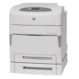 HP Color LaserJet 5550T, generalüberholter Farblaserdrucker unter 100.000 Blatt gedruckt