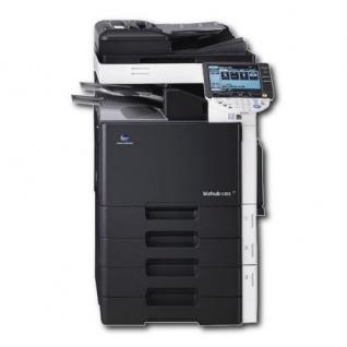 Konica Minolta bizhub C353 mit Faxkarte mit 4.Papierfach, generalüberholter Kopierer