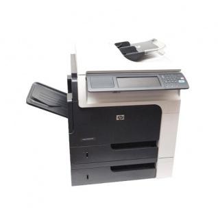 HP Laserjet M4555 MFP nur 169.282 Blatt gedruckt generalüberholtes Multifunktionsgerät 2.PF