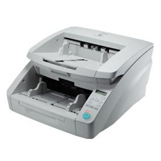 Canon Image Formula DR-6050C, gebrauchter Dokumenten-Scanner 299.713 Seiten gescannt ScannGlass oben und unten NEU
