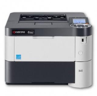 Kyocera FS-2100DN generalüberholter Laserdrucker 90.856 Blatt gedruckt Toner NEU