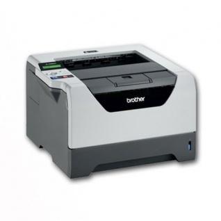 Brother HL-5380DN, generalüberholter Laserdrucker, Toner NEU, Trommel NEU, Fuser Sleeve NEU