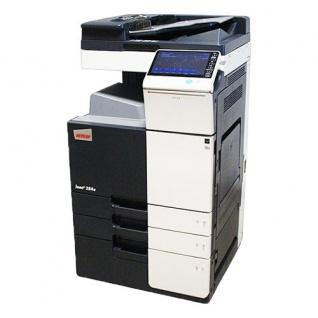 Develop Ineo +284e, gebrauchter Kopierer 345.524 Blatt gedruckt mit PC-410, DF-624