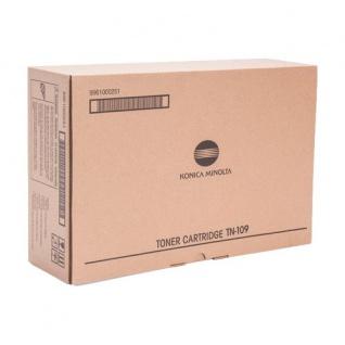 Original Toner Konica Minolta 9961000251 / TN109 Black für Konica Minolta bizhub 130 Series