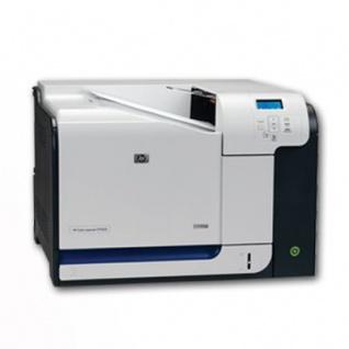 HP Color LaserJet CP3525D, generalüberholter Farblaserdrucker