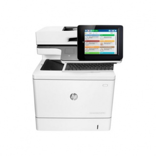 HP Color LaserJet Enterprise Flow M577c MFP generalüberholtes Multifunktionsgerät B5L54A