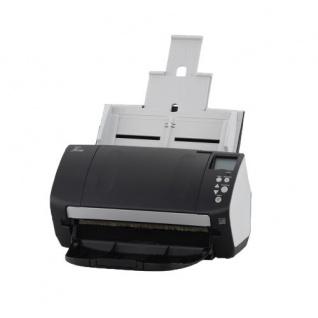 Fujitsu fi-7160, gebrauchter Scanner nur 11.968 Seiten gescannt