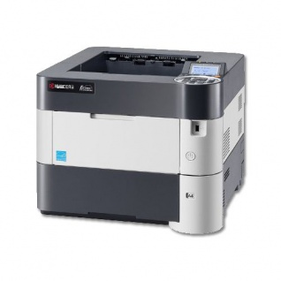 Kyocera FS-4100DN Ecosys, generalüberholtes Laserdrucker 61.861 Blatt gedruckt