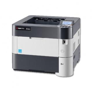 Kyocera FS-4100DN Ecosys, generalüberholtes Laserdrucker 62.072 Blatt gedruckt