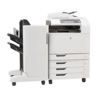 HP Color LaserJet CM6040f MFP mit Finisher, generalüberholter Kopierer
