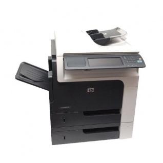 HP Laserjet M4555dn MFP nur 99.041 Blatt gedruckt generalüberholtes Multifunktionsgerät + SecureJet inkl. 90% Toner