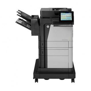 HP LaserJet Enterprise Flow MFP M630f, generalüberholtes Multifunktionsgerät 206.869 Blatt gedruckt mit Finisher