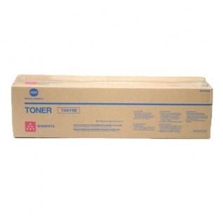Original Toner A070350 / TN611M Magenta für Konica Minolta bizhub C451 / C550 / 650