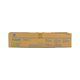 Original Toner A0D7252 / TN213Y Gelb für Konica Minolta bizhub C203 / C253