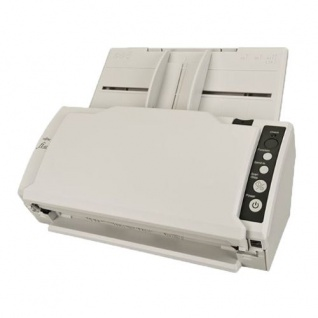 Fujitsu fi-6110 gebrauchter Dokumentenscanner 209 Seiten gescannt