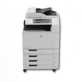 HP Color LaserJet CM6030f MFP, 733.682 Blatt gedruckt generalüberholter Kopierer
