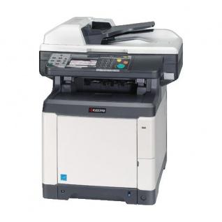 Kyocera Ecosys M6526cidn, nur 41.652 Blatt gedruckt generalüberholtes Multifunktionsgerät