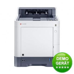 Kyocera ECOSYS P7240cdn, generalüberholter Farblaserdrucker Duplex LAN - DEMOGERÄT