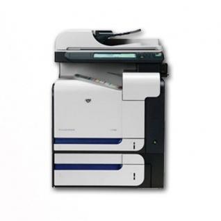 HP Color LaserJet CM3530fs MFP + 2. PF, generalüberholtes Multifunktionsgerät