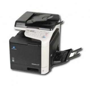 Konica Minolta bizhub C25, generalüberholtes Multifunktionsgerät, unter 100.000 Blatt gedruckt